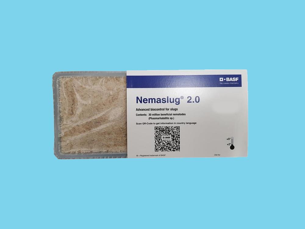 Nemaslug (30 million)Phasmarhabditis hermaphrodita