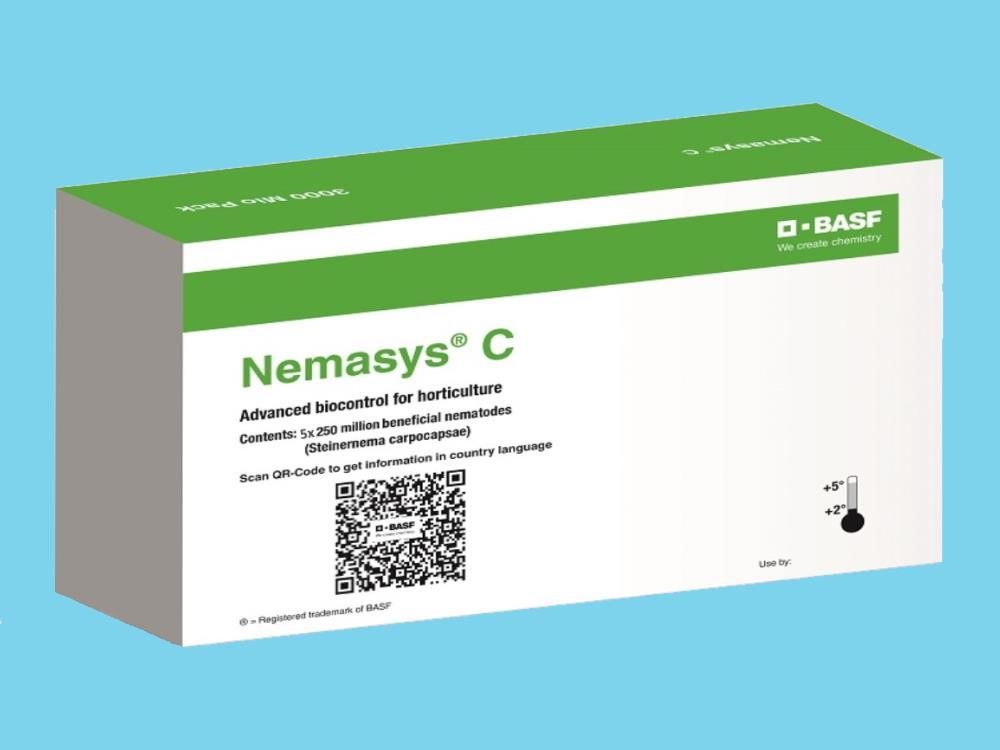 Nemasys C [5x250 million]