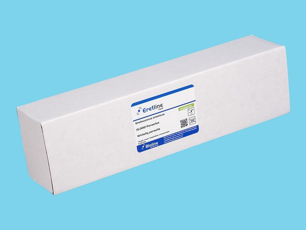 ERETLINE - 250 Card - 15000 Individuals - Eretmocerus e.