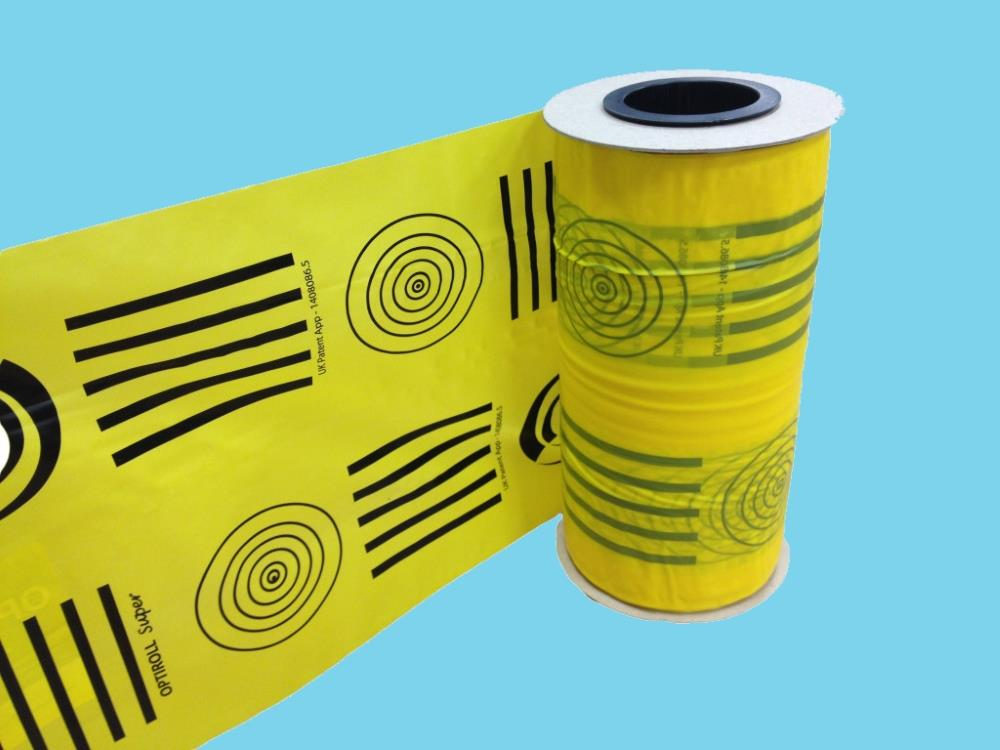 Sticky Trap Roll yellow 100m x 15cm (Optiroll Super Plus)