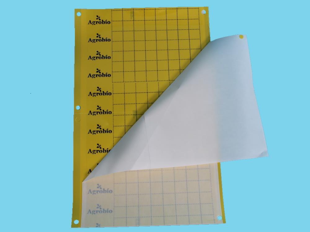 Sticky trap - yellow [40x25cm]
