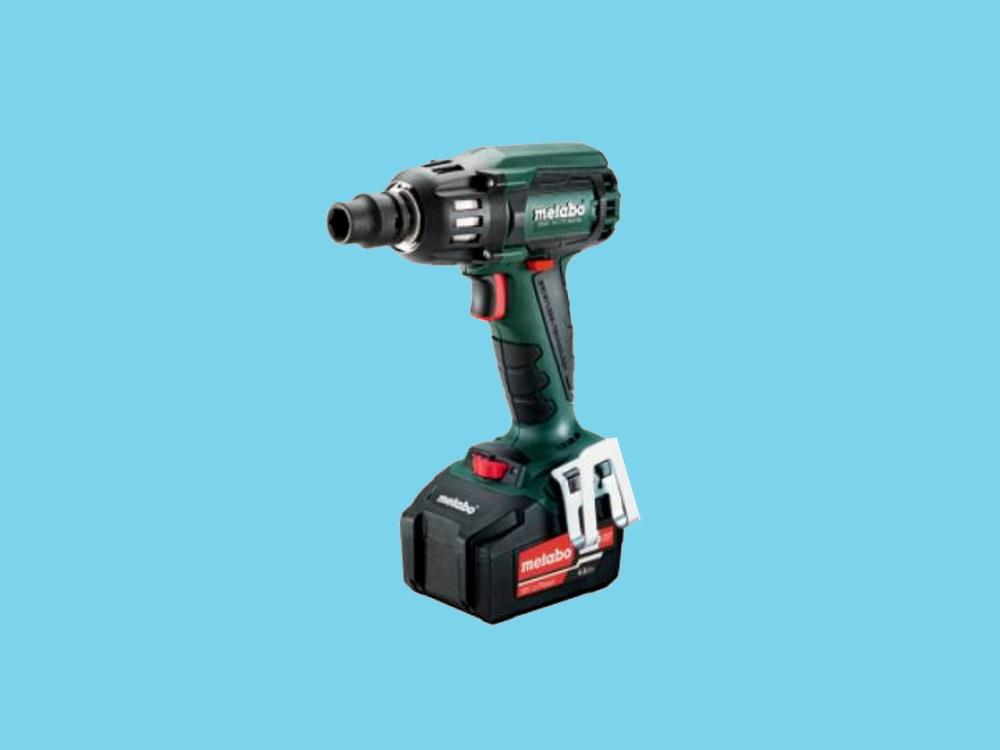 Metabo Cordless impact wrench 18 V SSW18LTX 400BL