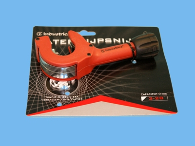 Ratchet pipe cutter 3-28mm