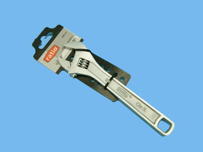 Ratio spanner wrench 8