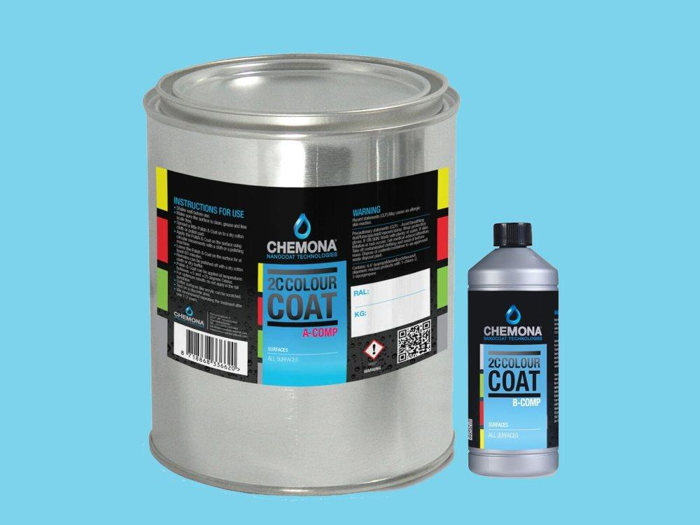 2C Colour Coat Gloss 0,85kg