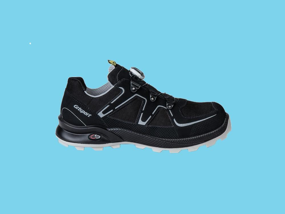 Working Shoes Cross Safety size 46 Horizon Boa S3 black Low