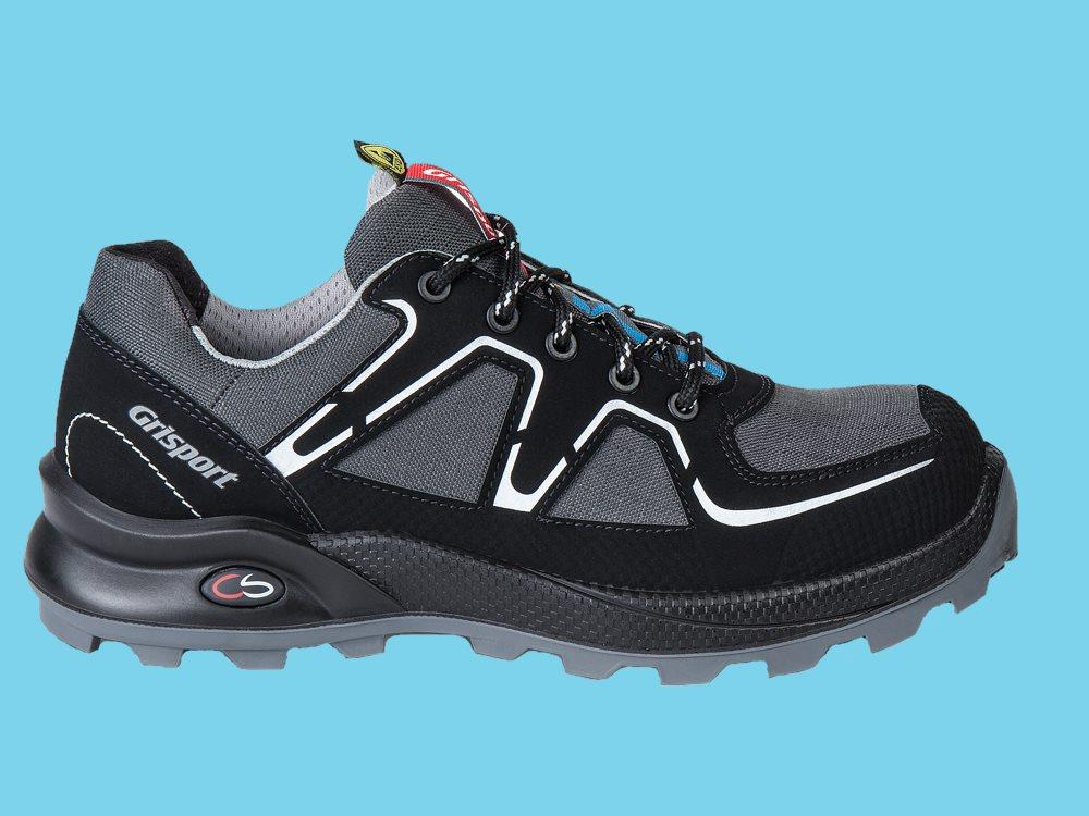 Working Shoes Cross Safety size 41 Ariel S3 black low