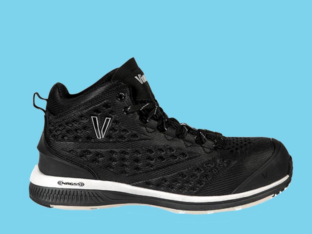 Work shoe VISMO EK-67 Turn S1P size 45 high black