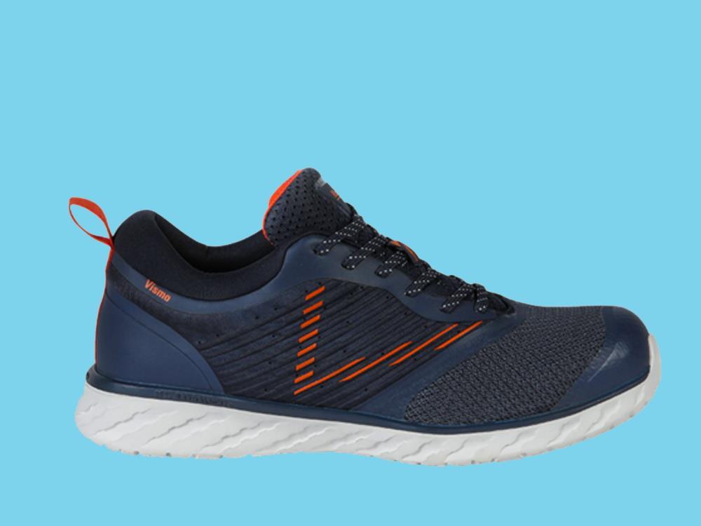 Work shoe VISMO extra light Shift S1P size 39 low blue
