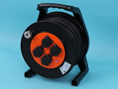 Cable reel 50mtr home M 3x1,5