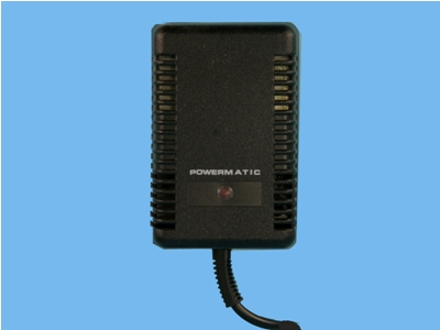 Battery charger 12v 0,5a dry