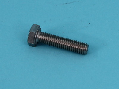 Stainless steel stud bolt 6x16mm