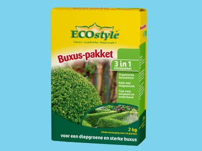 Buxus growth package (5) 2kg