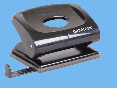 Hole Punch Quantore 2-hole (20 page) black