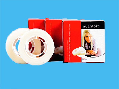 Tape Quantore invisible 19mmx33mtr (12)