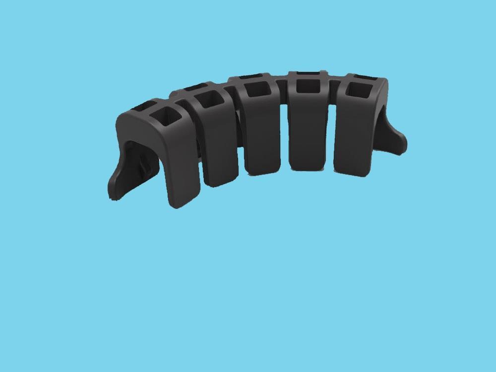 Flextruss black 19000