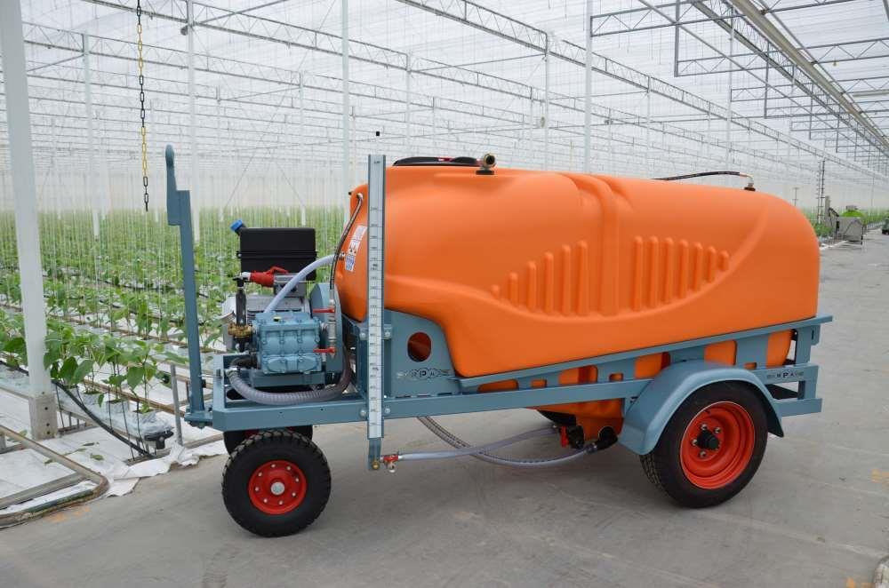 Maryland spray trolley 50l/min 50bar-2000ltr