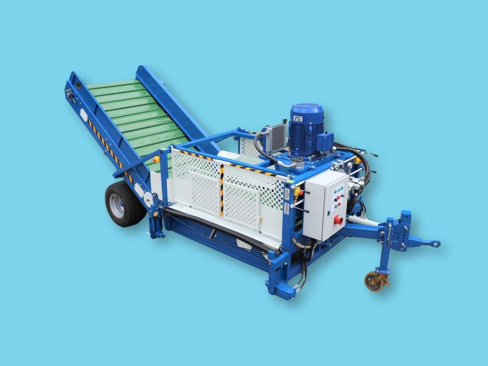 Bio Hopper XL Electric