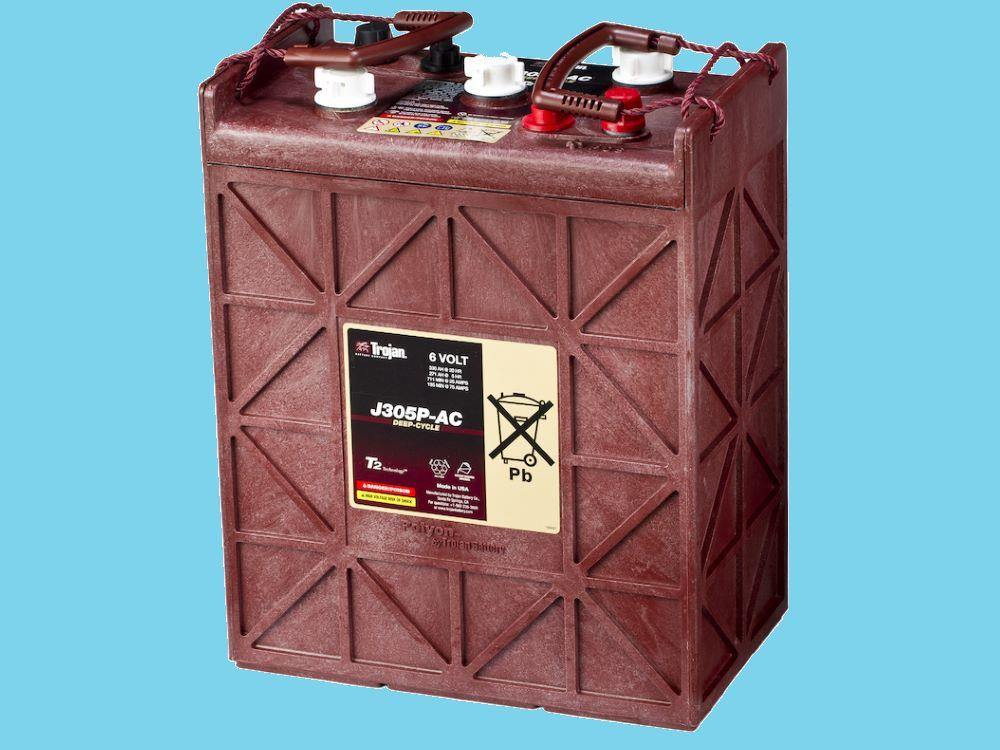 Battery for scrubber drier CT160-BT75R Sweep