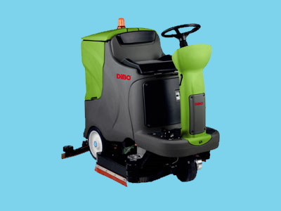 Ride on scrubber CT110-BT85 24v 5525 m2/h