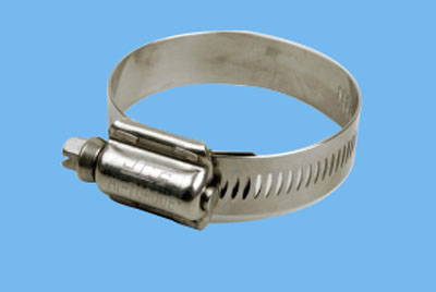 Hose clip Heavy Duty for steam hose 0-120mm