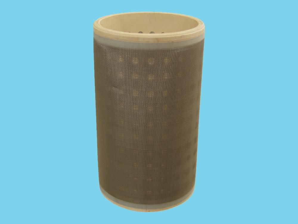 "Sieve filter element 2 "" D140xL240 435 micron"