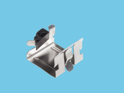 Truss clamp 35mm + wear-clip