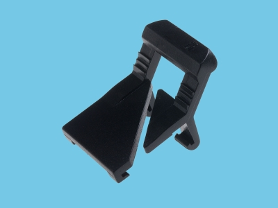 Guide clip PDI profile incl wear plate