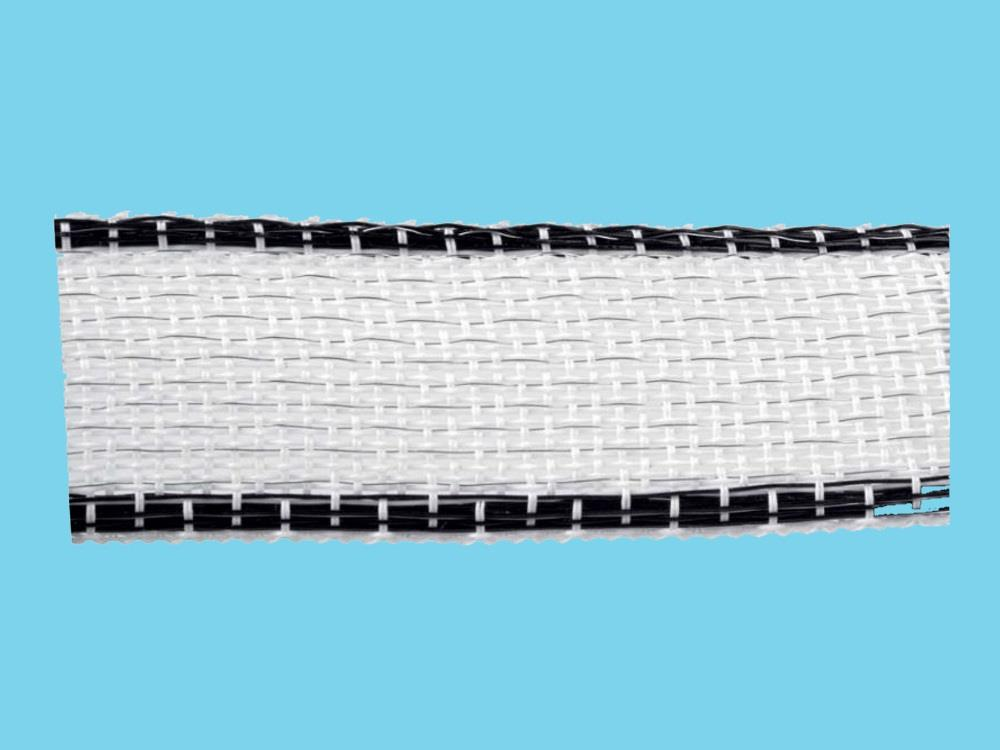 Tape electric fence white 40mm 200m Powerline