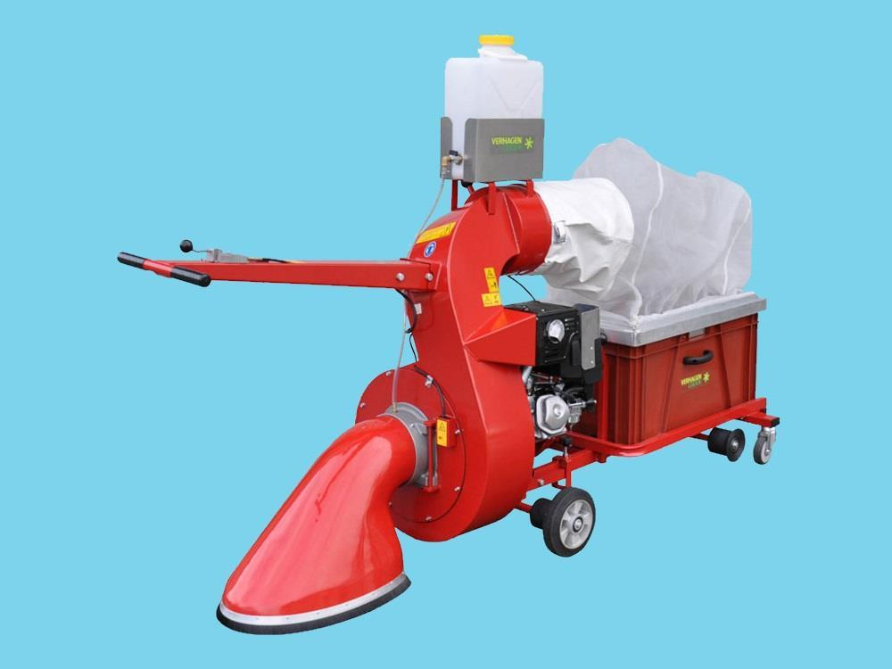 Leaf vacuum sweeper 11hp