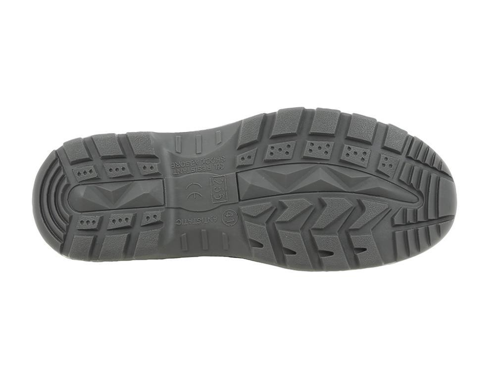Werkschoen SJ X0600 S3 zwart laag 43