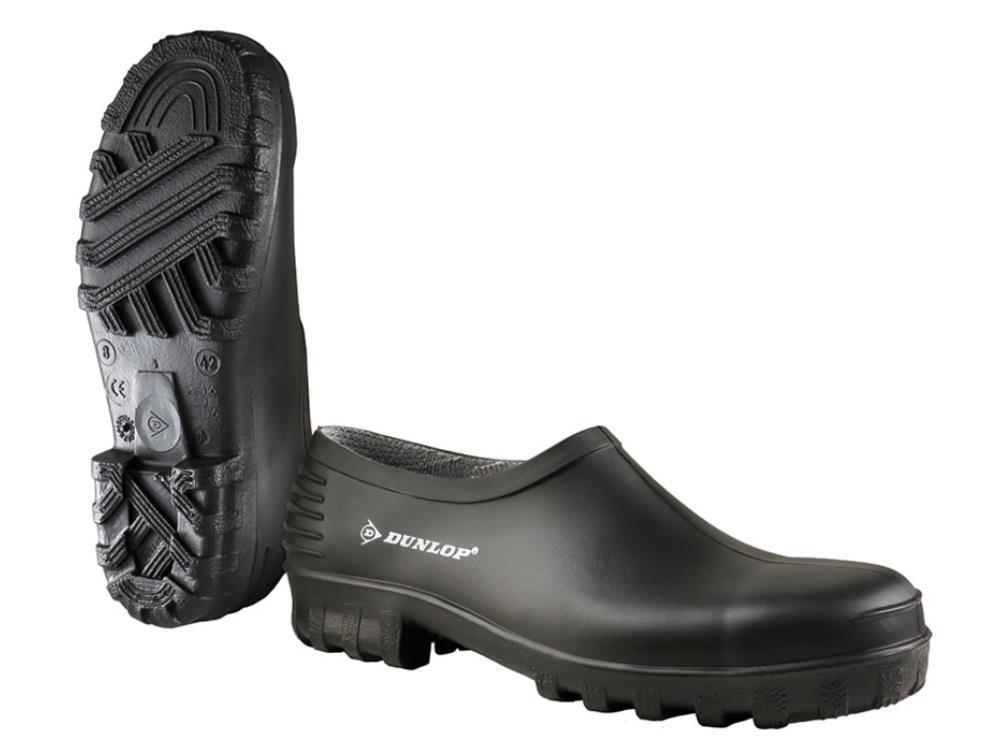 Waterdichte PVC schoen zwart  45