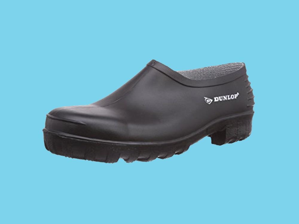 Waterdichte PVC schoen zwart  46