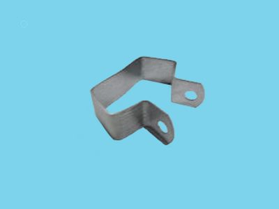 Truss-clips 50x25 mm centric galvanised