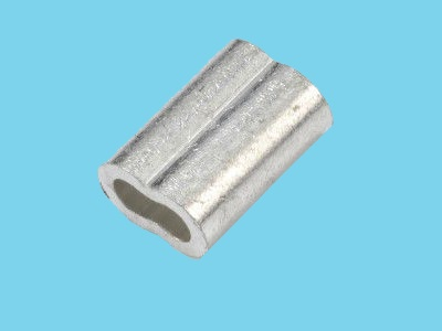 Nicopress sleeve for steel wire rope 2,5mm NT 282 G