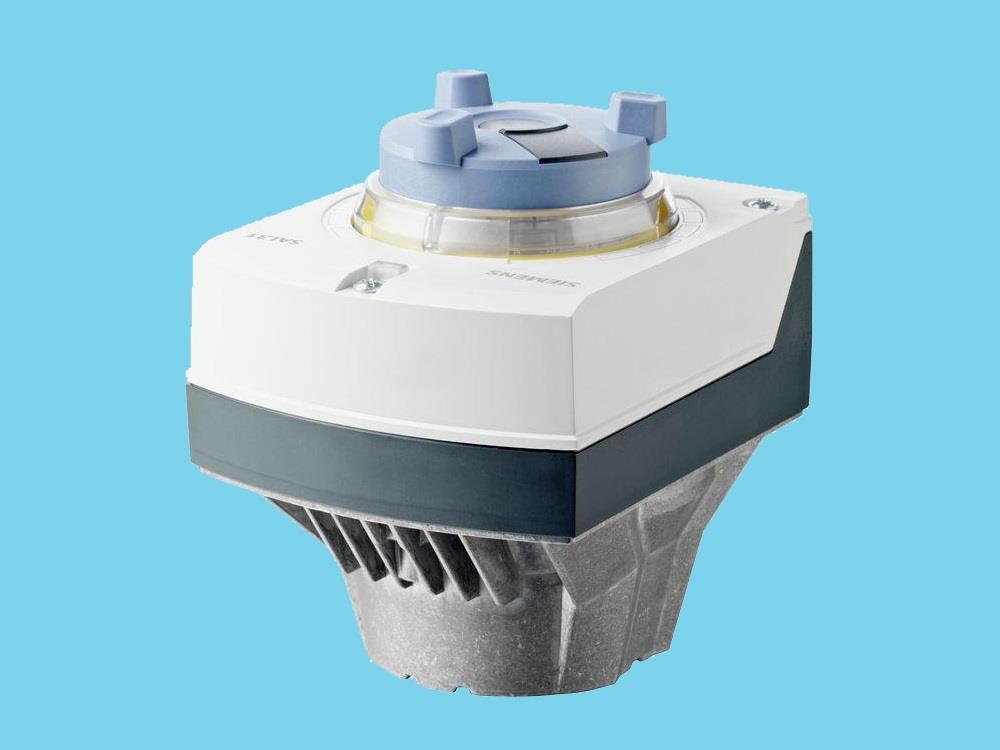 Siemens elec. motor actuator SAL81.00T10 N4502 for VBF21