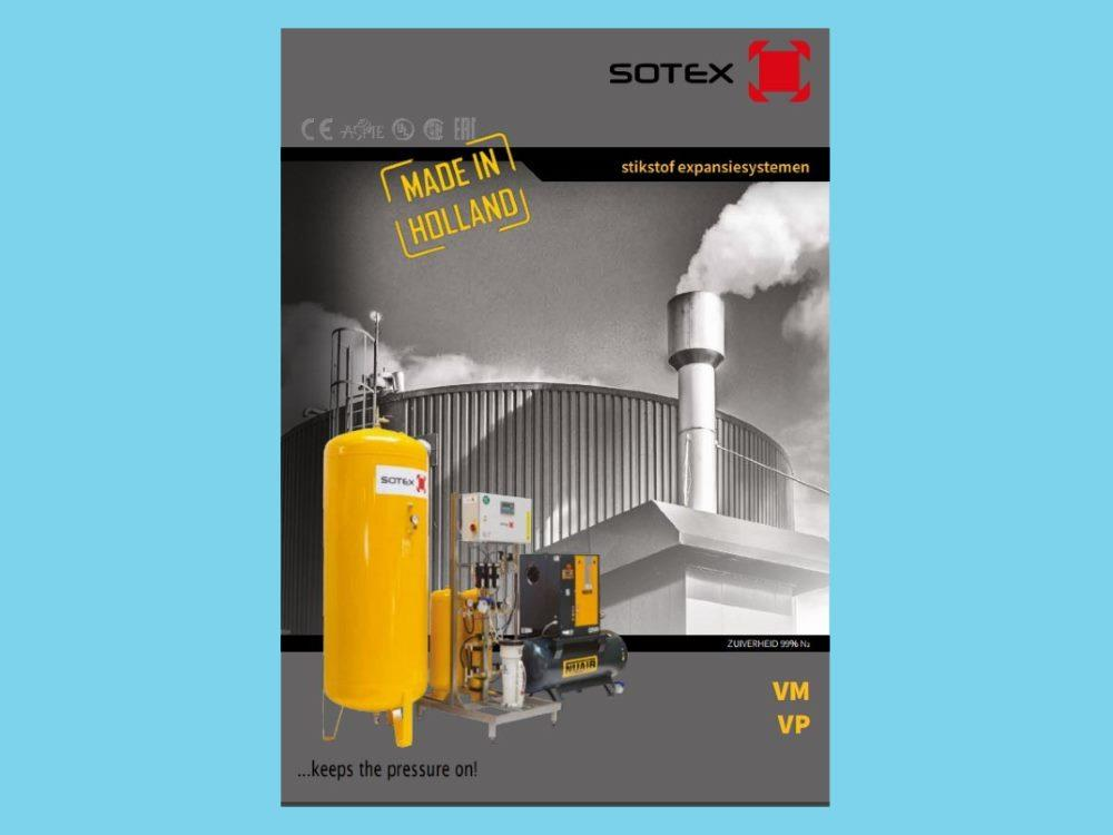 SOTEX nitrogen expansion systems