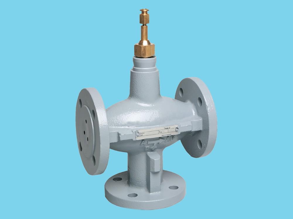 Honeywell 3 way linear valve 150mm