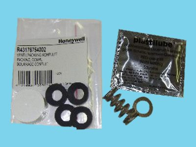 Packing kit 10 mm Honeywell linear valve V5329 DN 40-80