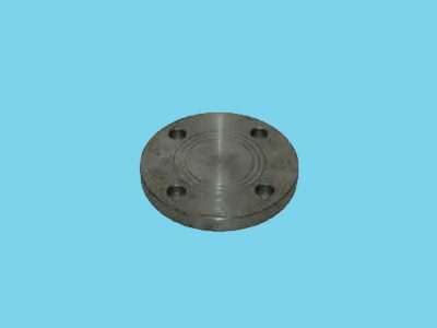 Blind flange DIN 2633 PN 16 for flange DN 25/33,7mm