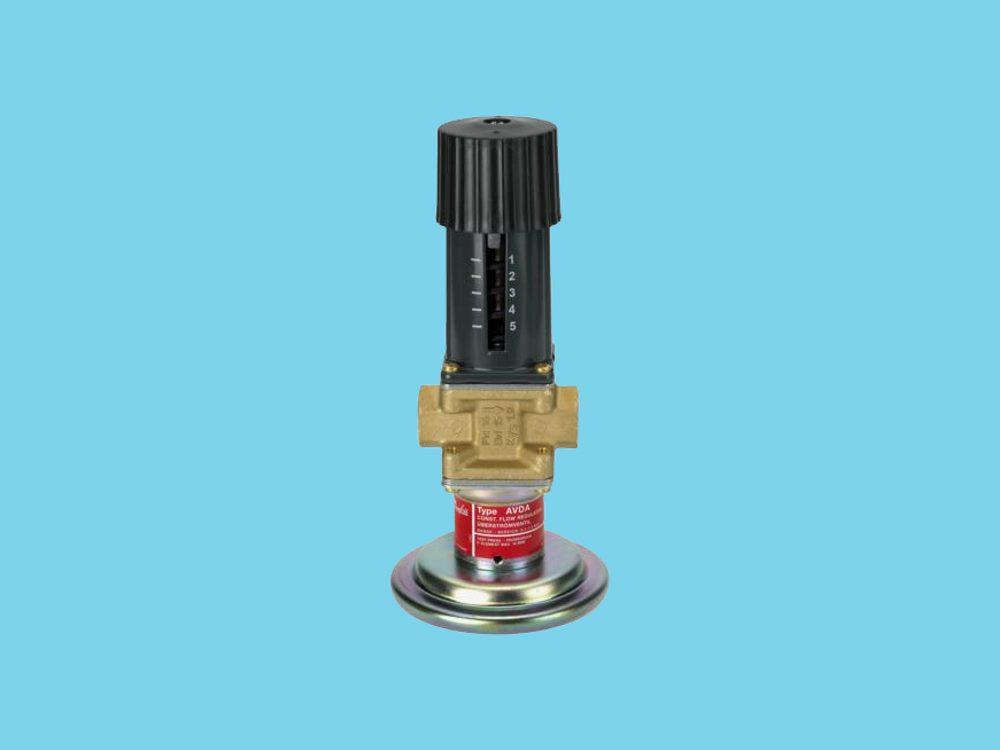 "Danfoss pressure regulator AVDA 1"" (diaphragm-controlled)"