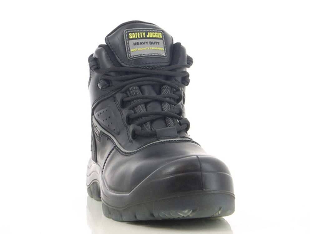 Safety Working Shoes Cosmos S3 black high size 38