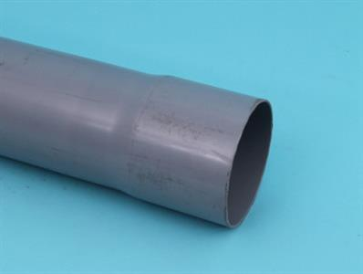 pvc pipe 160x3,2 grey 600 + sl - 5,0 ato