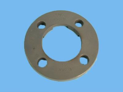 flange 50mm pvc unscrewed