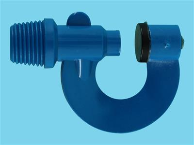Bow nozzle    l m11   blue