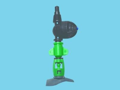 dan-sprinkler-s with lpd-m11 105 ltr green