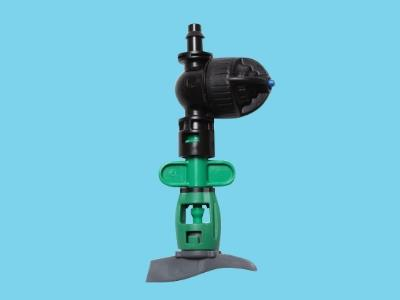 DAN-sprinkler-S-KK with LPD-PE 105ltr green