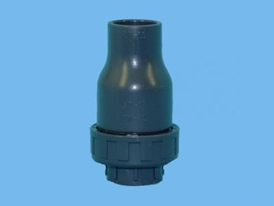 Non return valve EPDM 2xl. 32mm CH