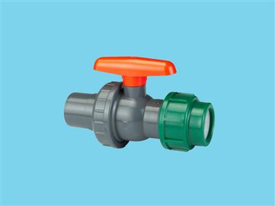 ball valve for substrate 25/32 x 16 cl dn 20