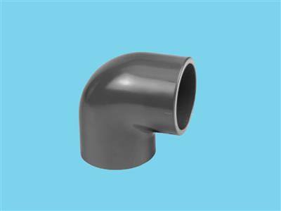 "Elbow 63 x 63mm 90""  16bar pvc"